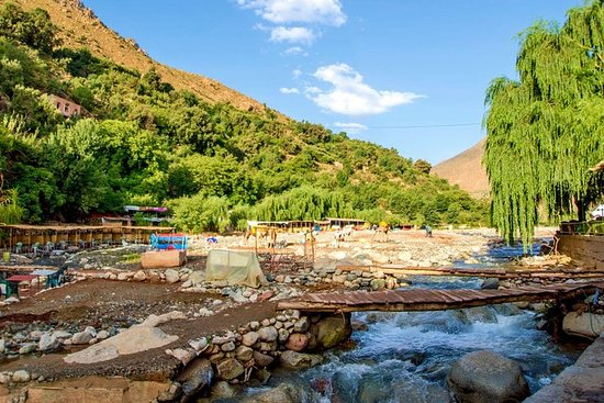 Ourika Valley Day