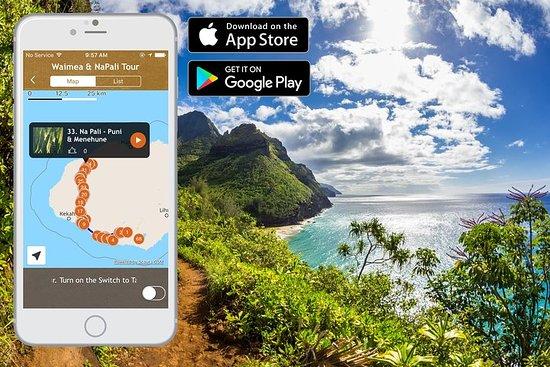 Pacchetto tour Kauai: ottieni 4 tour audio Kauai