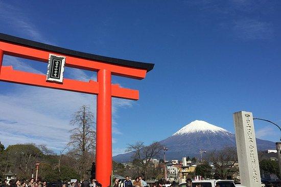 """""""Kimono dressing experience"""" og """"Mt.Fuji study"""" turné"""