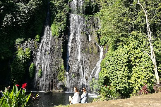 Banyumala twin waterfall tour
