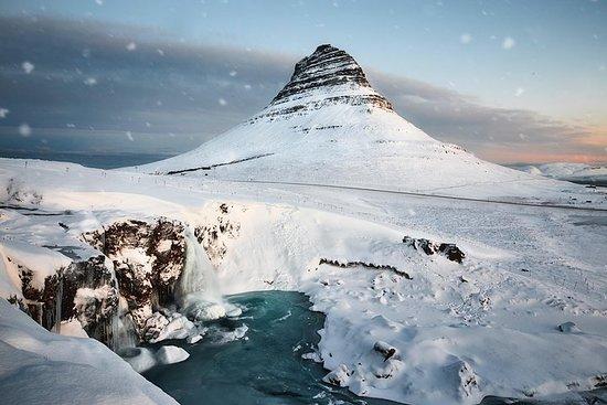 5天蓝色冰洞,斯奈费尔斯内斯,黄金圈和南海岸之旅