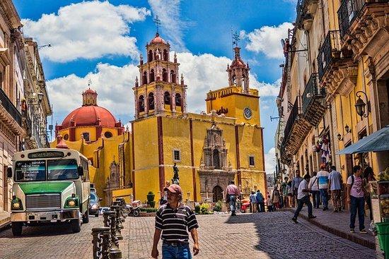 Mexique: défi du patrimoine de l'UNESCO
