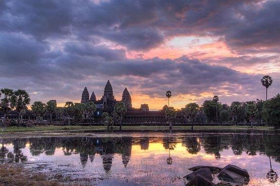 Angkor Wat Petit, Grand Circuit et...