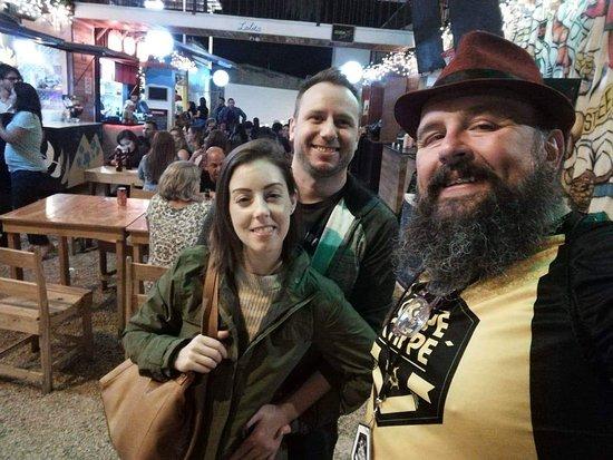 San Jose Craft Beer Walking Tour med matkopplingar av Carpe Chepe-bild