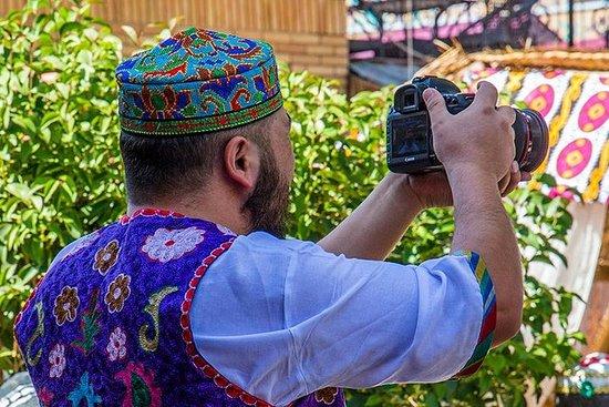 2-daagse tour door Oezbekistan. Tour naar het dorp Uhum