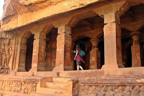 Фотография Hubli to Badami & Hampi UNESCO WHS Tour (4 Days)