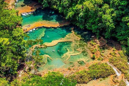 Tour di Semuc Champey, Copan, Quirigua e Rio Dulce