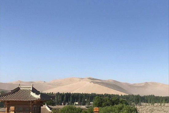Tour privé de 3 jours à Dunhuang de...