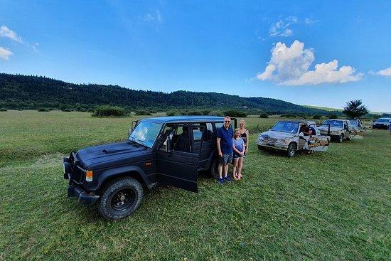 Konavle Valley Tour-Jeepsafari