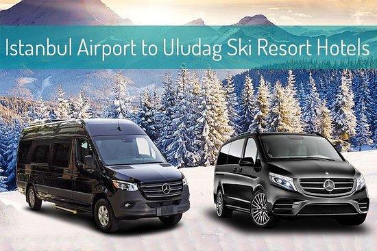 Foto Istanbul Airport to Uludag Ski Resort Hotels