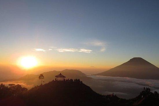 Dieng Plateau Sunrise and Borobudur Tour