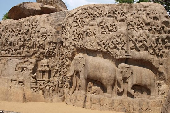 Classical South India with Beach Stay