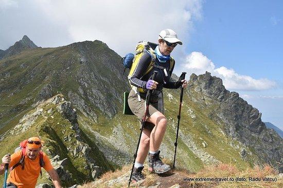 """3 dager på """"taket"""" av Romania-privat tur, gruppepris"""