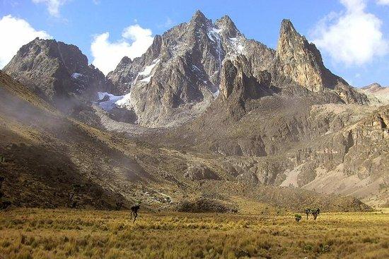 Trek Mount Kenya - Sirimon Route 4 Days