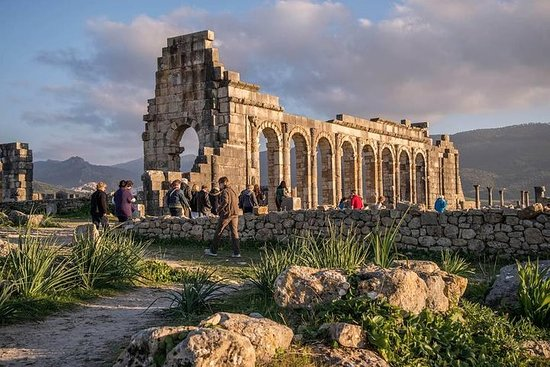 A day trip from FEZ through VOLUBILIS - MOULAY IDRISS - MEKNES 사진