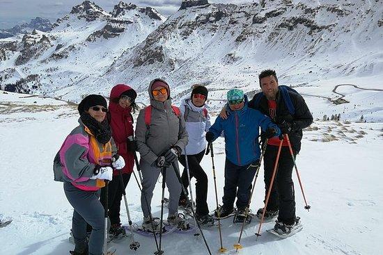 瓦迪法薩的雪靴遊覽
