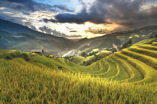 Trekking In Mu Cang Chai 3 Days