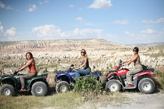 Tour de Cappadoce en VTT