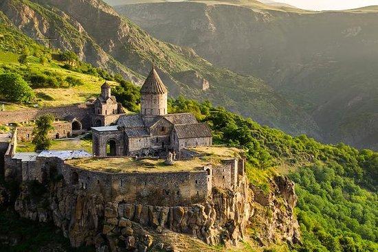 7-tägige Tour durch Armenien