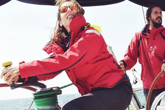 Mad Dash - 7 dager med eventyrlystne seiling i Kykladene