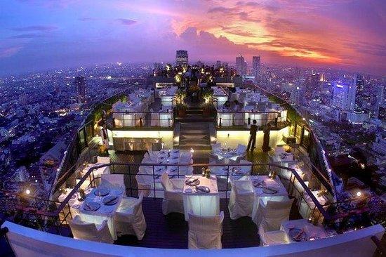 Vertigo Rooftop Fine Dining...