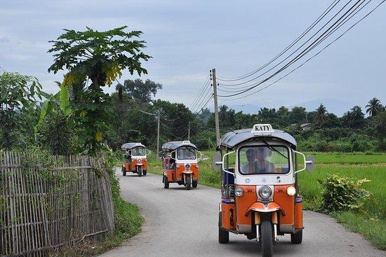 Et fantastisk 11-dagers Tuk Tuk-eventyr i Nord-Thailand - med sjåfør