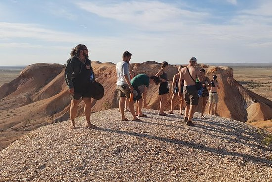 4-daagse Adelaide to Coober Pedy Adventure