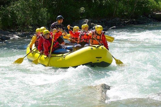 Pontoon Rafting på Dunajec River Gorge med privat transport fra Krakow