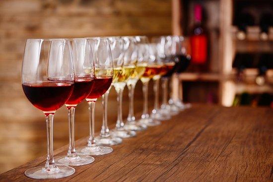 Nemea - Weinprobe aus Nafplion