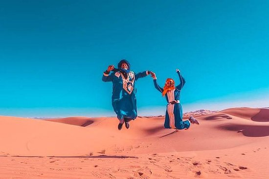 Saara Merzouga Desert Safari de 2...