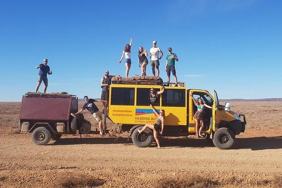 10 dagers Adelaide til Alice Springs Adventure