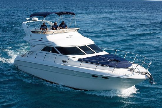 5-Hour Private 42' Sea Ray Yacht...