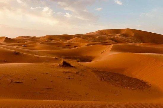 サハラ砂漠を通ってマラケシュへのフェス(5日間)