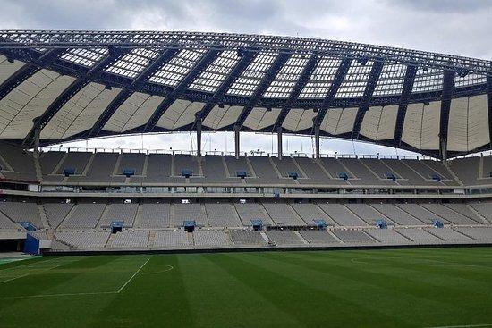 World Cup Stadium & MBC World Walking Tour