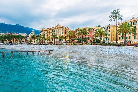 Viagem de um dia de Turim a Gênova