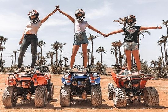 Ảnh về Book a quad biking experience and I will give you a gift camel ride