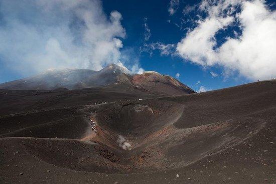 Viagem de um dia ao Monte Etna...
