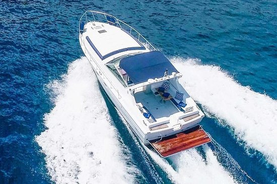 索倫托豪華酒店出發的卡普里島和波西塔諾私人遊船(7/8小時)
