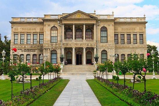 Visita al Palacio Dolmabahce en...