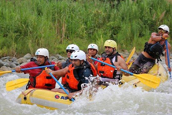 Rafting Sarapiqui Classe 3y4