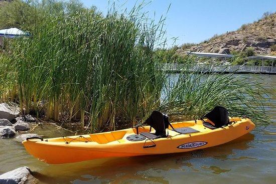 Location de Kayak Double (Hard-Sided...
