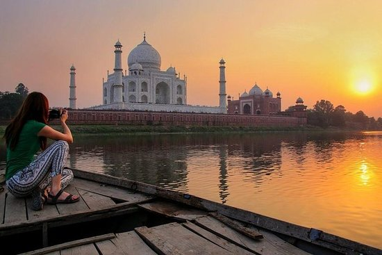 Taj Mahal Private Tour (by Car) - from...