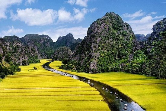 Hoa Lu Tam Coc Luxury 1 Day Trip From...