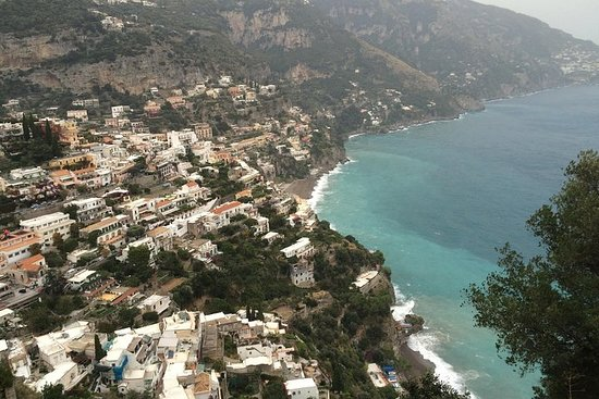 Full-Day Amalfi Coast and...