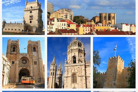 1 Tagestour - Classic Lissabon C...