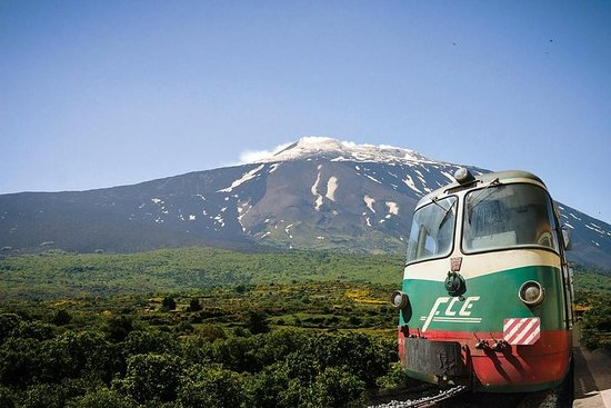 Mount Etna and Alcantara Gorges Day...