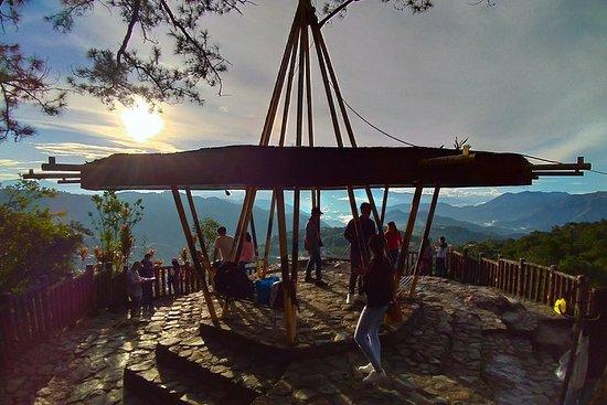 Visite de la ville de Baguio