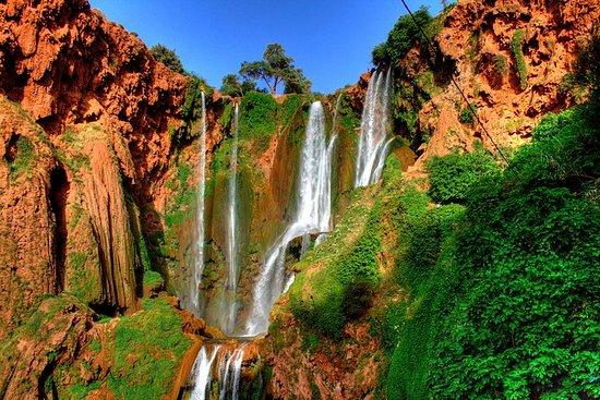 Ouzoud Waterfalls Day Tour Fra Marrakech