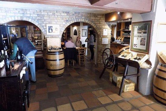 Stellenbosch wijntour