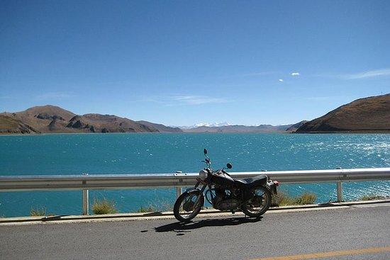 Excursión en moto al campamento base del Everest